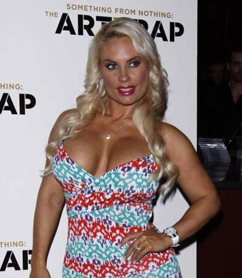 Interesting. You Coco austin sister nude You