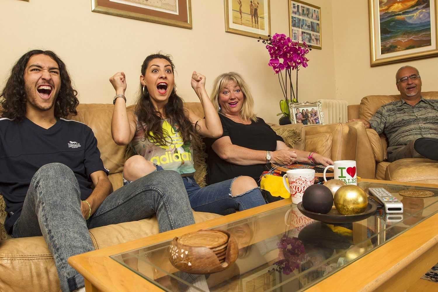 The Gogglebox family members they tried to hide!
