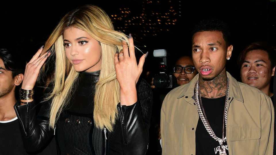 Kylie Jenner and Tyga call it quits - Hollywood TV - YouTube