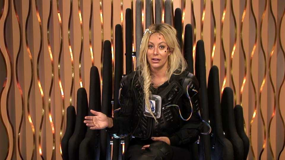 Cbbs Aubrey Oday Has Been Dumped By Pauly D And She Doesnt Know