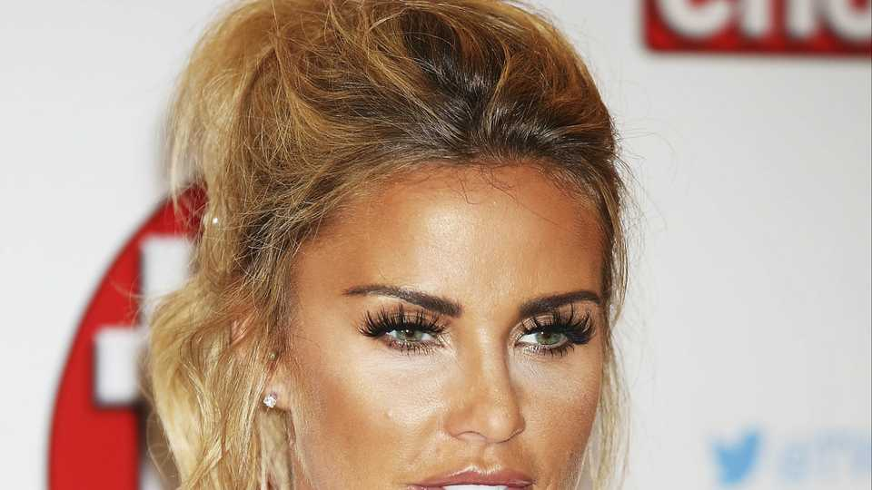 Katie Price DEFENDS 20 years of plastic surgery: 'My body is amazing'