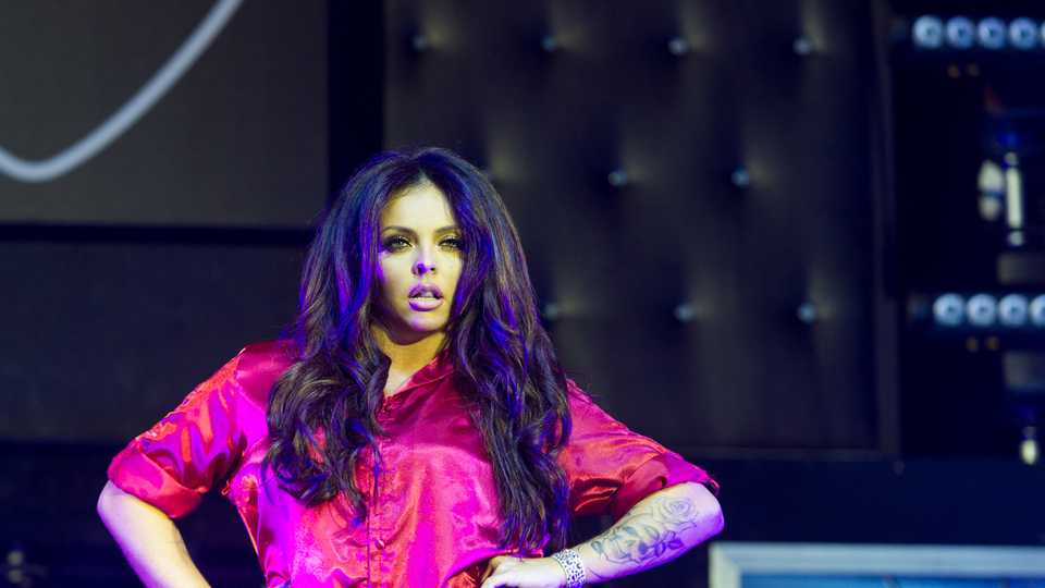 Jesy Nelson sends sly message to haterz saying Little Mix ...