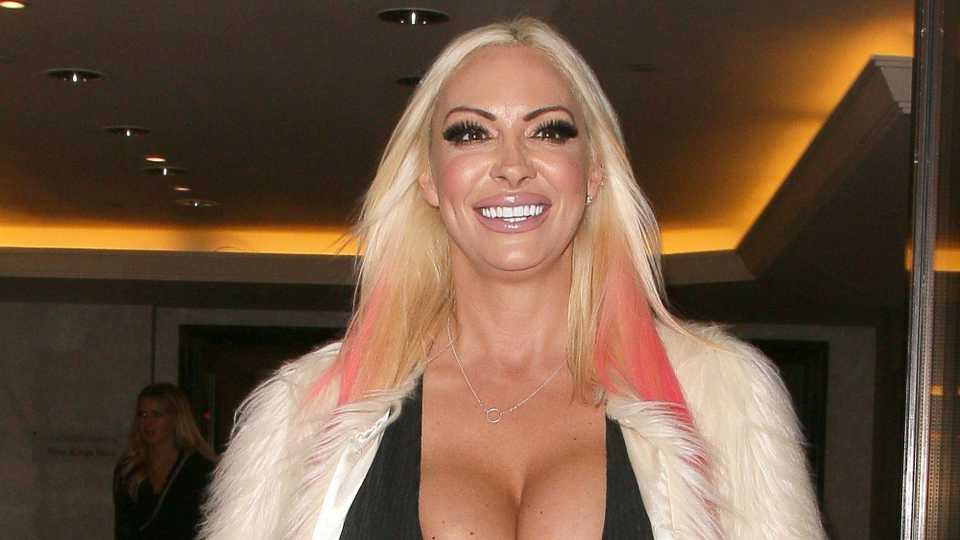 Jodie Marsh Is Selling Her Boob Belts - And You Wont -8903