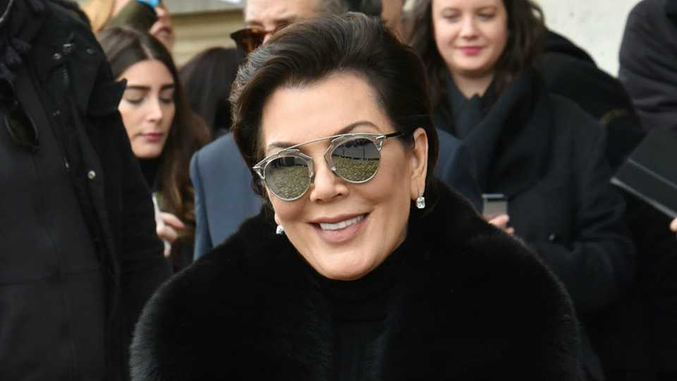 Kris Jenner \'bans\' Blac Chyna from the Kardashian Christmas party ...