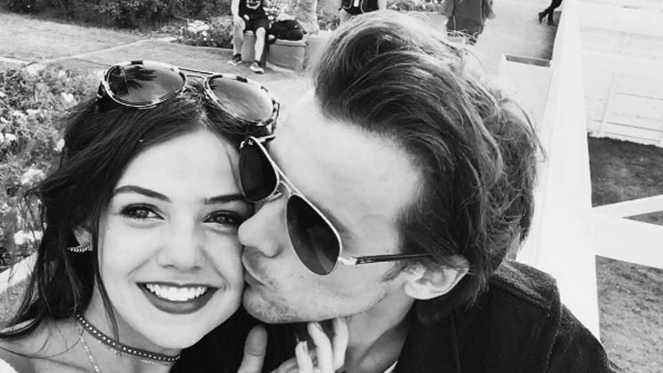 Have Louis Tomlinson and Danielle Campbell SPLIT?