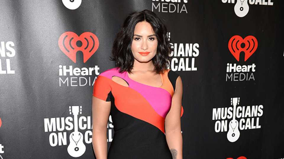 Demi Lovato Is The Latest Victim Of The Nude Photo Leak -1079