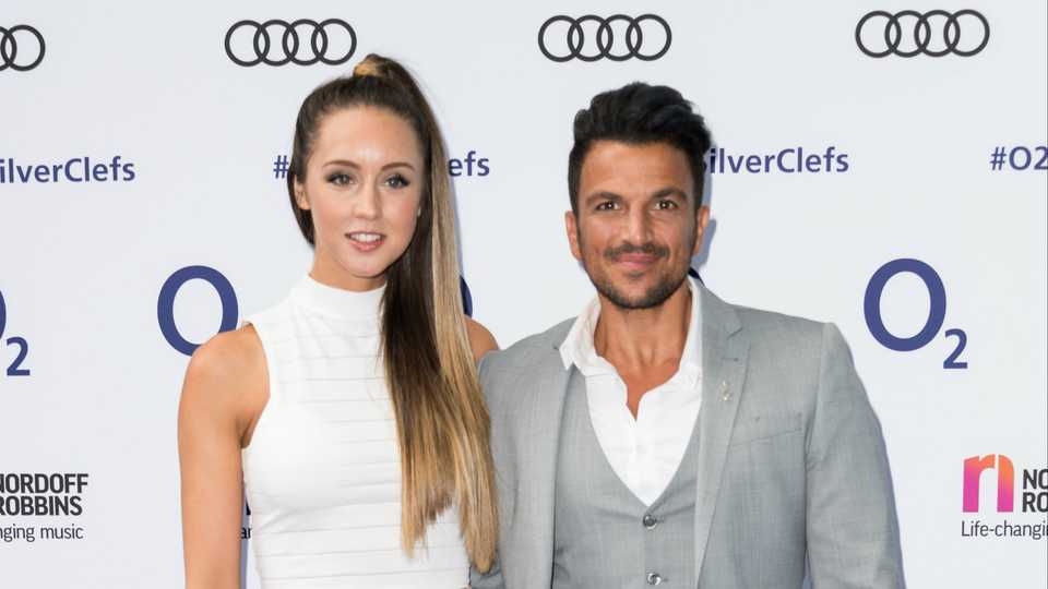 Peter Andre S Wife Emily Opens Up About Baby Theodore Health Problems Celebrity Heat