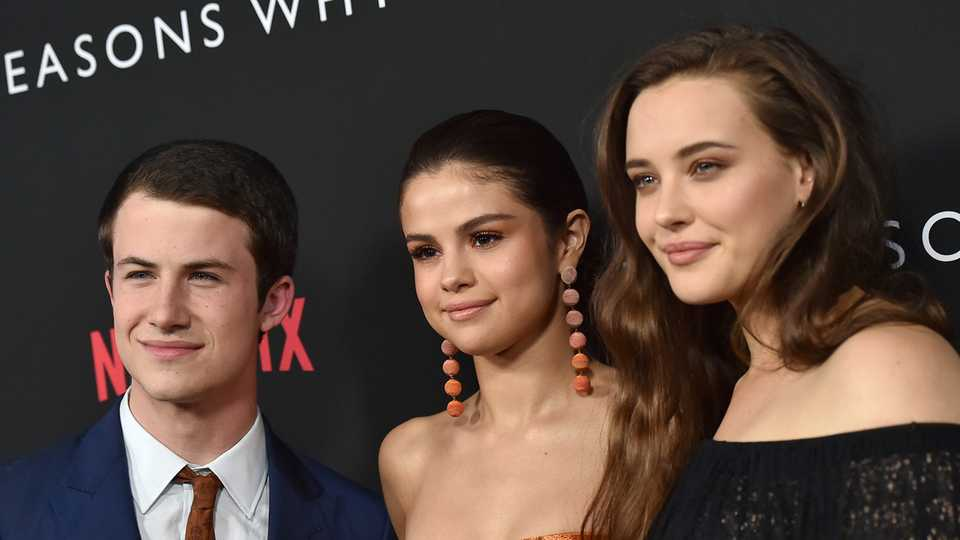 what has selena gomez got to do with 13 reasons why entertainment