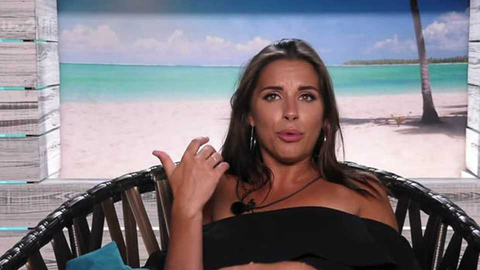 Love Island S Jess If Dom Finds Someone Else Then So Be It Entertainment Heat