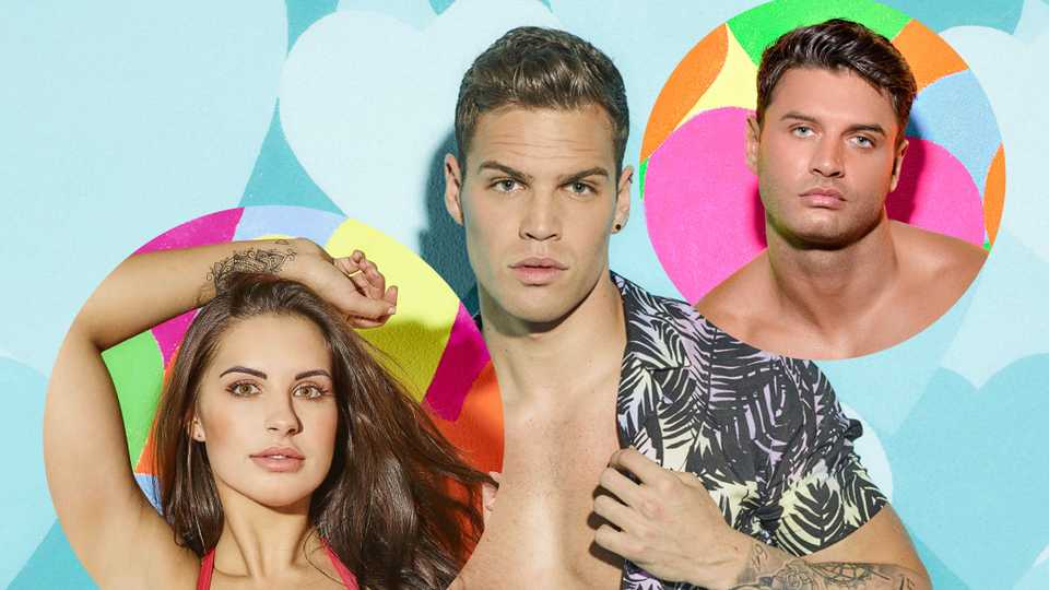 Exclusive Love Island S Dom On Jesike Rumours Entertainment Heat