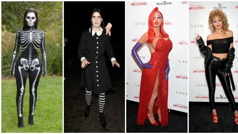13 last minute celebrity inspired halloween outfits to diy style weve trawled amazon for the closest and least expensive versions of these celebrities halloween costumes solutioingenieria Image collections