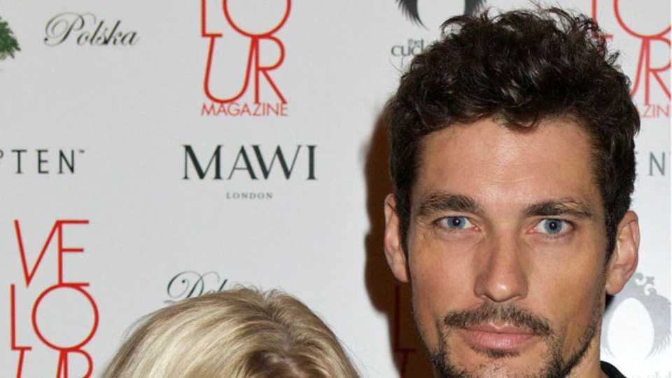 david gandy confirms he is back on with the saturdays mollie king