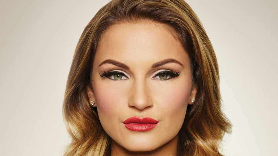 Towies Sam Faiers I Pulled My Eyelashes Out Because I Thought Id