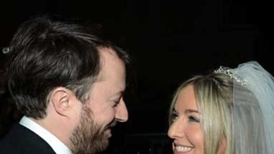 David Mitchell Marries Victoria Coren