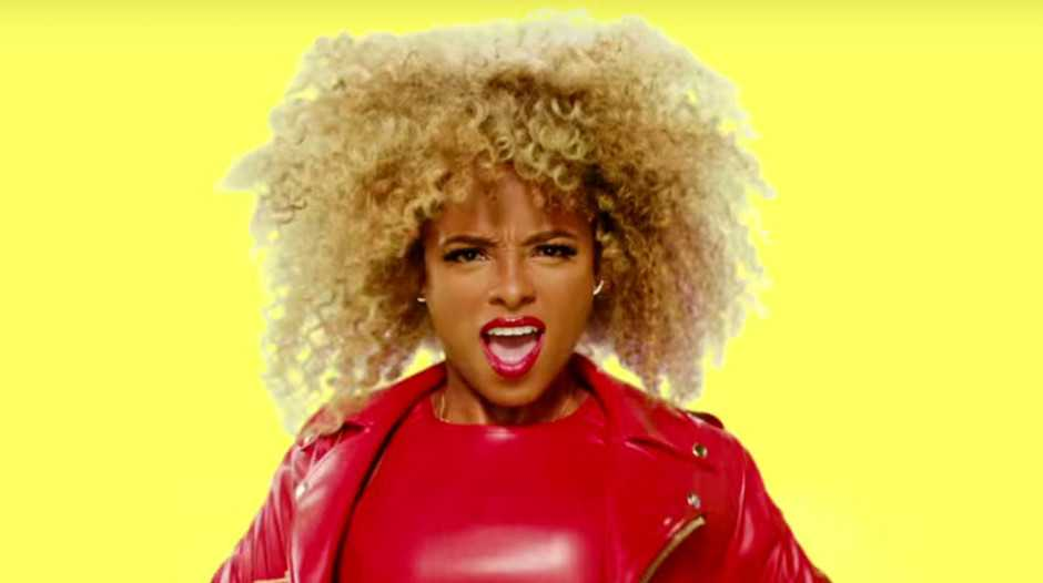 The Many Faces Of Fleur East In The Sax Video Will Astound You Entertainment Heat