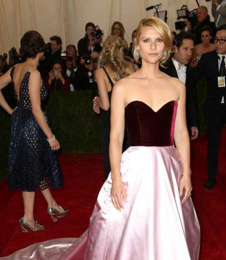 Claire Danes Met Gala: Met Gala: The Dreaded Dresses Of The Evening, Featuring