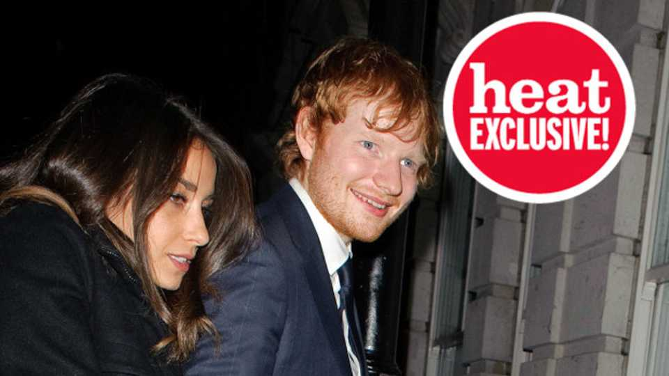Ed sheeran dating athina andrelos pictures 3