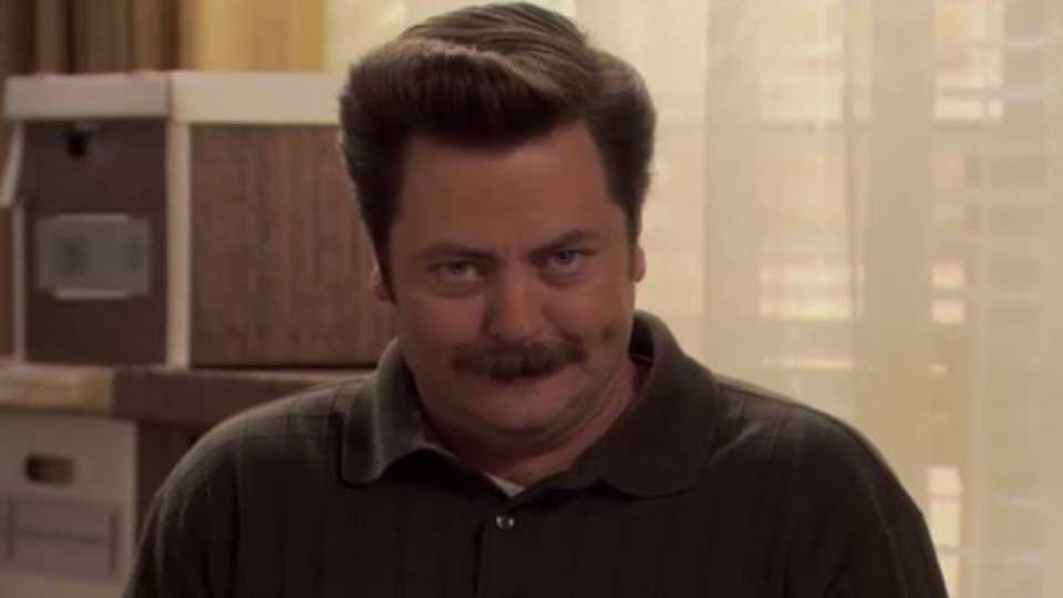 As Parks And Recreation Ends The Best Ron Swanson Pearls Of Wisdom