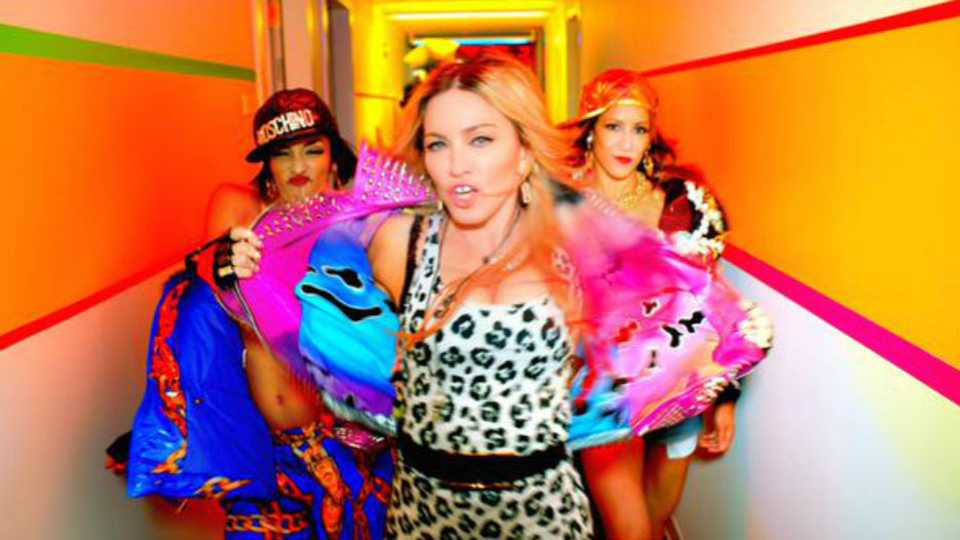 Madonna FINALLY premieres new song featuring Beyonce, Katy Perry and Miley Cyrus on Tidal!