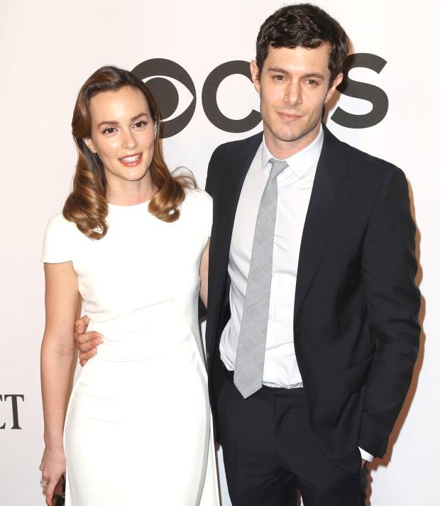Adam brody confirms wedding hairstyles