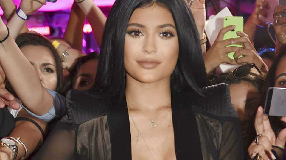 Has Kylie Jenner had a BOOB JOB? 17-year-old addresses the rumours in flirty Snapchat video
