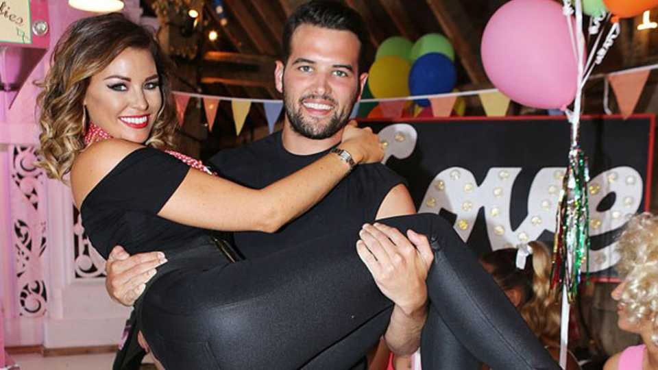 Towie stars dress up for a grease themed party for Party entertainment ideas for adults