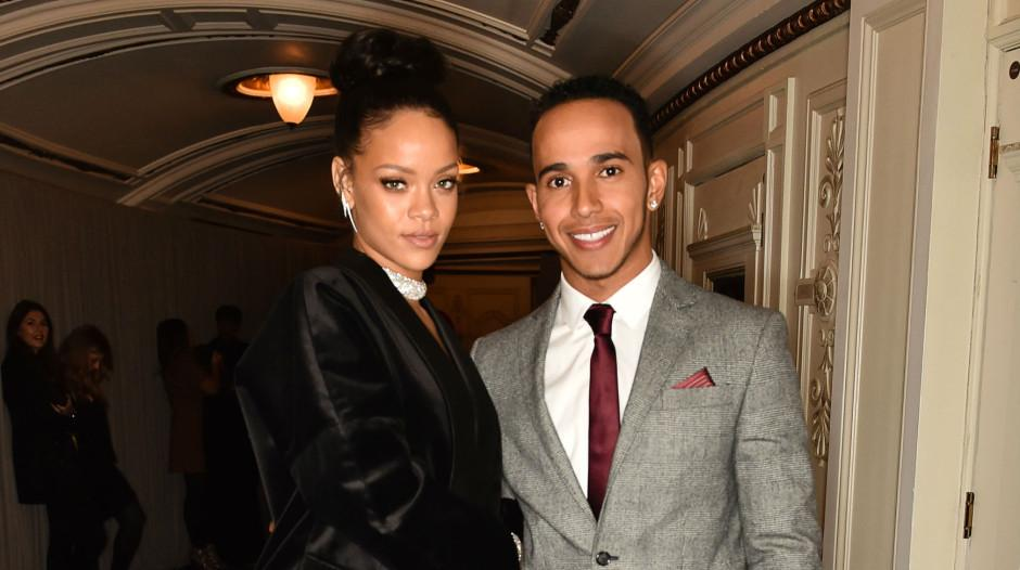 Lewis hamilton dating who