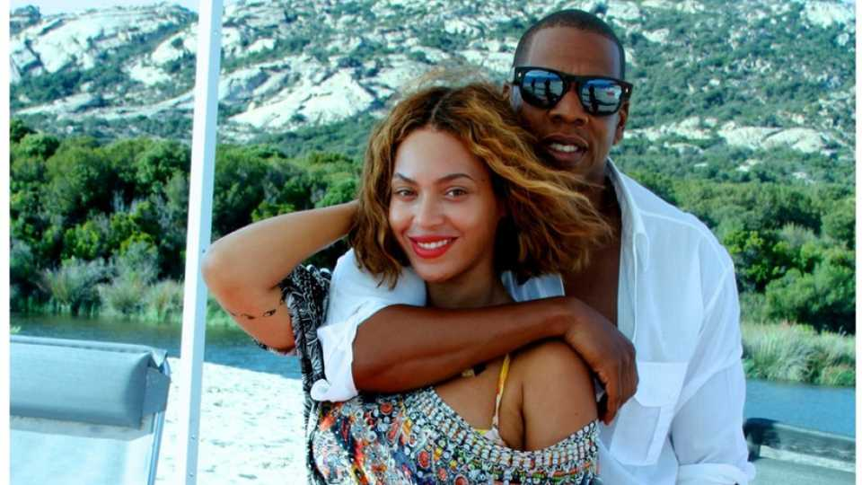 have beyonce and jay z just got remarried celebrity heat