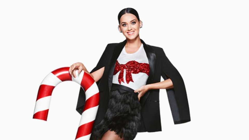 Katy Perry makes an INCREDIBLY exciting Christmas announcement ...