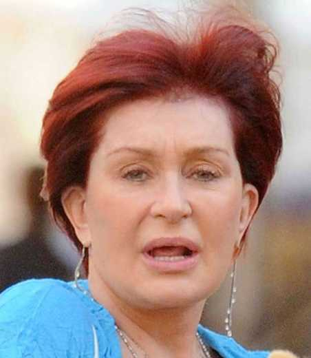 Phrase Sharon osbourne without makeup can