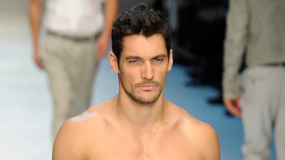 Noooooo Is David Gandy Quitting Modelling To Let Younger
