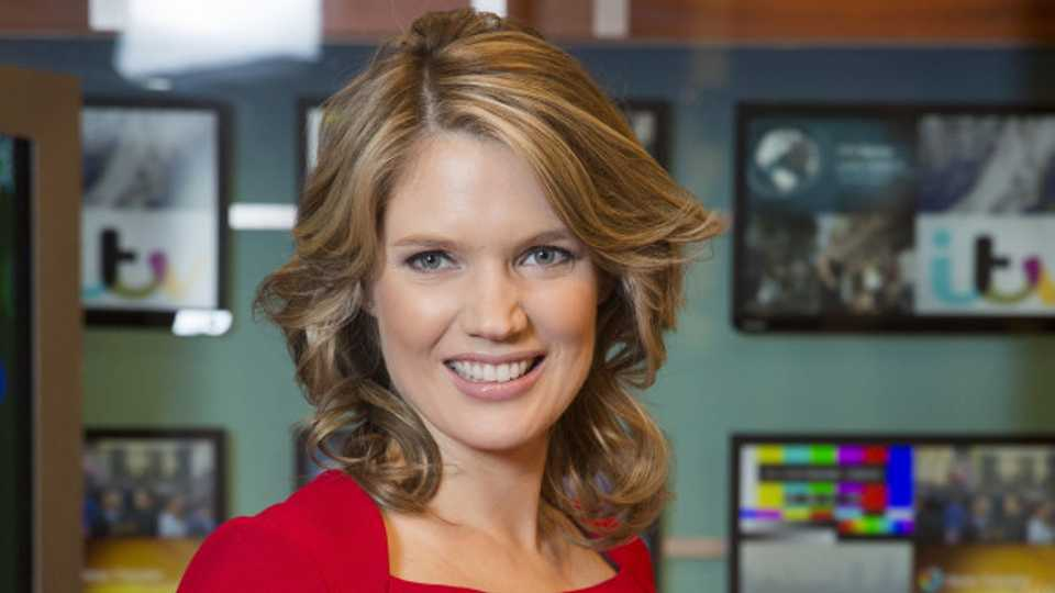 Good Morning Britains Charlotte Hawkins Welcomes A Baby Girl