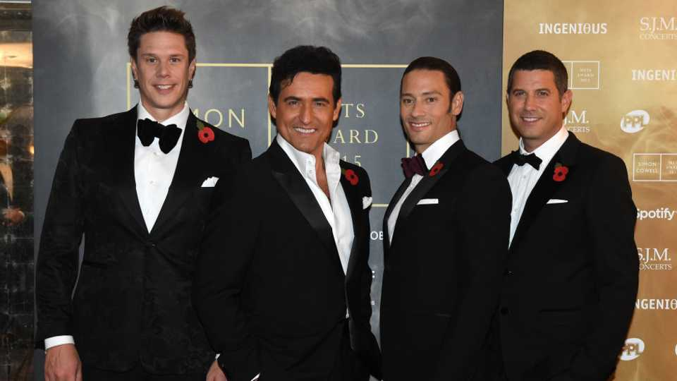 Il divo are learning how to dance for their next tour - Il divo news ...