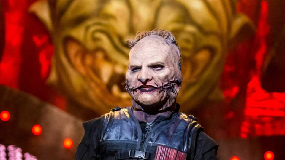 Slipknot's Corey Taylor Is Going To Be In Doctor Who ...