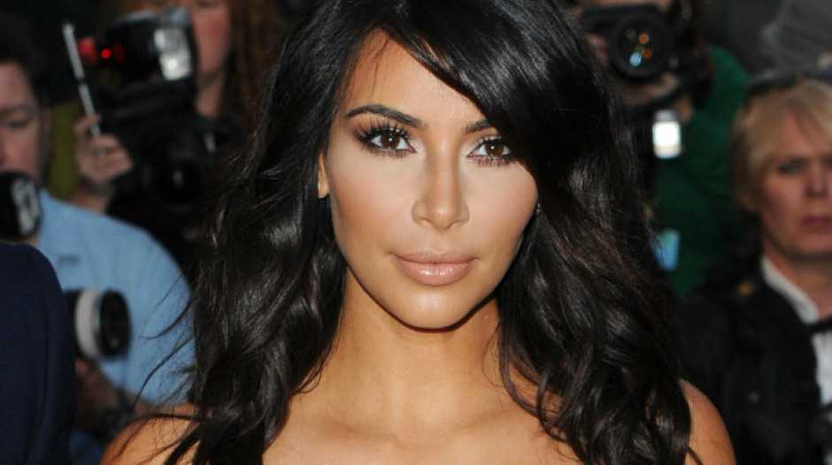 Kim Kardashian Used To Cry And Wish For Smaller Boobs Apparently Celebrity Heat