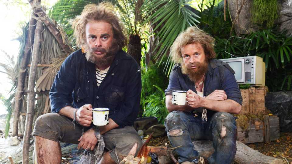 Ant and dec rant on im a celebrity