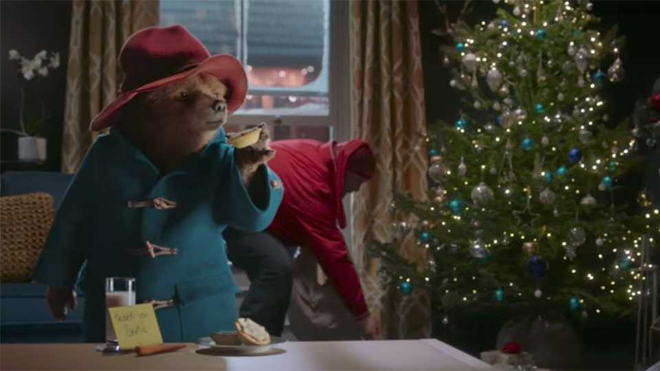 WATCH: The M&S Christmas advert is here and it stars a very famous ...