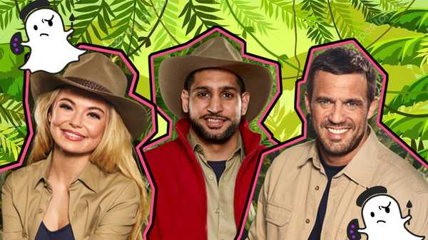 I'm A Celebrity: who's single, who's taken and who's ...
