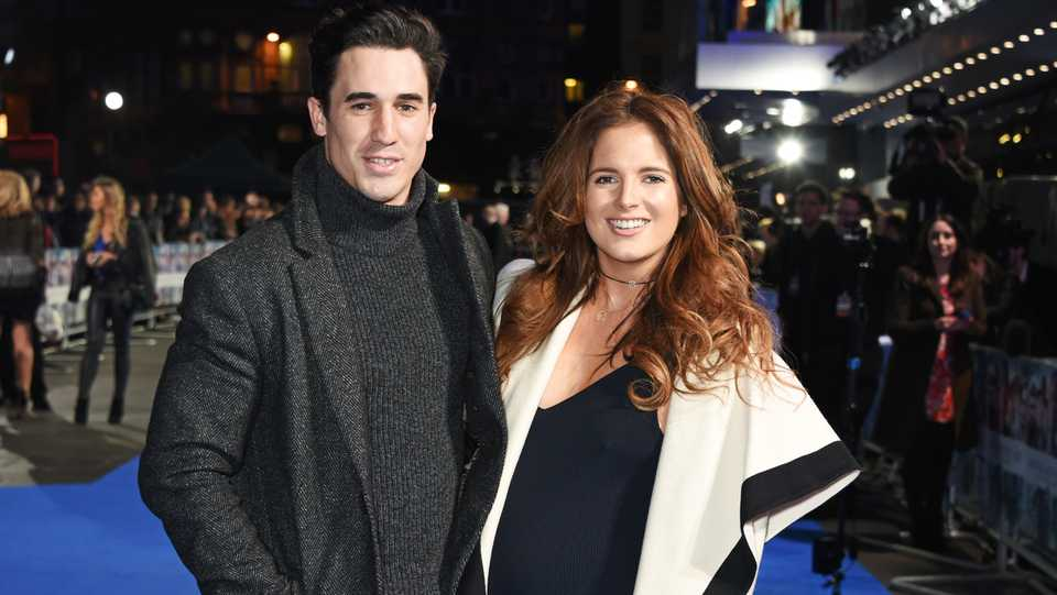 03aca2e1c94 Binky Felstead and JP Patterson divide opinion with new photo of ...