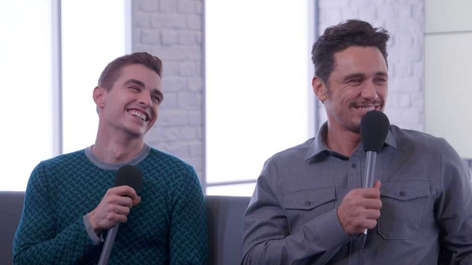 James Franco reveals the Hollywood freebies he gives his ...