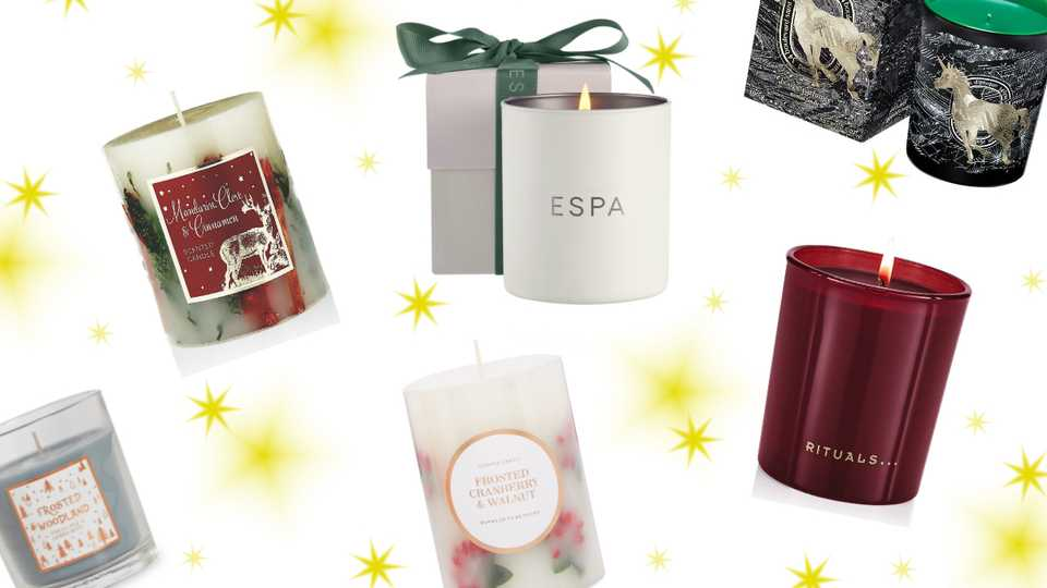 The Best Scented Candles For A Last Minute Christmas Gift Entertainment Heat