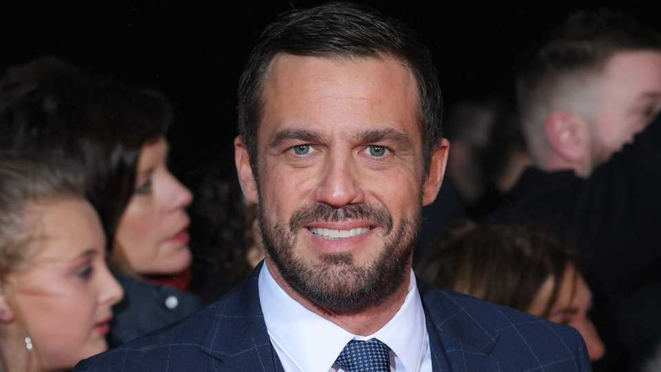 Jamie Lomas confirms new romance after meeting someone on the set of Hollyoaks