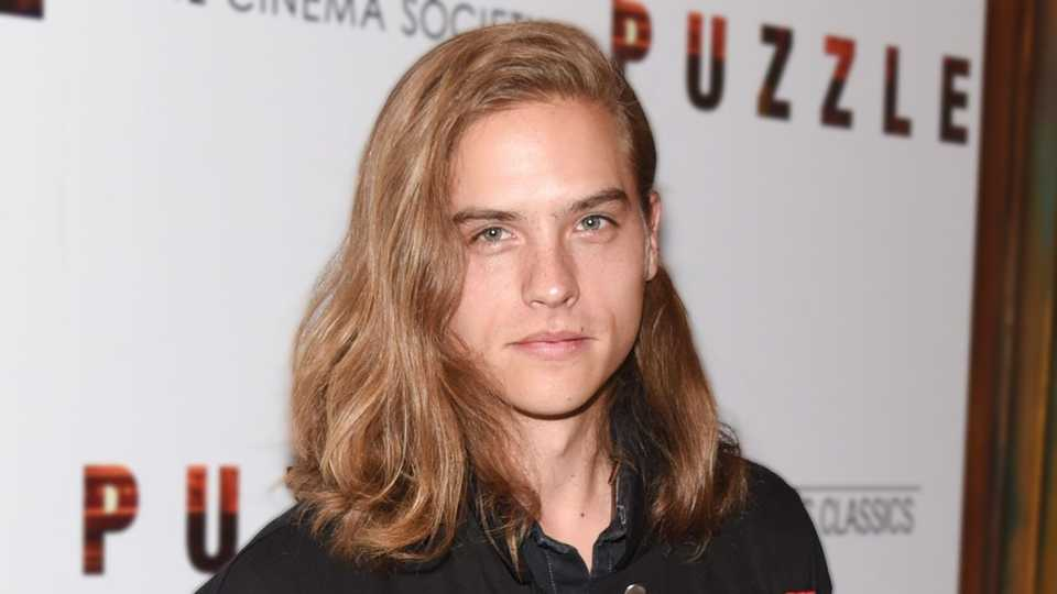 Photo de Cole Sprouse  & son  frère  Dylan Sprouse
