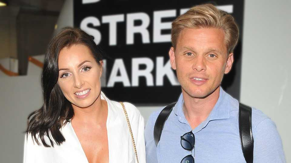 jeff brazier releases stunning wedding photo as new wife