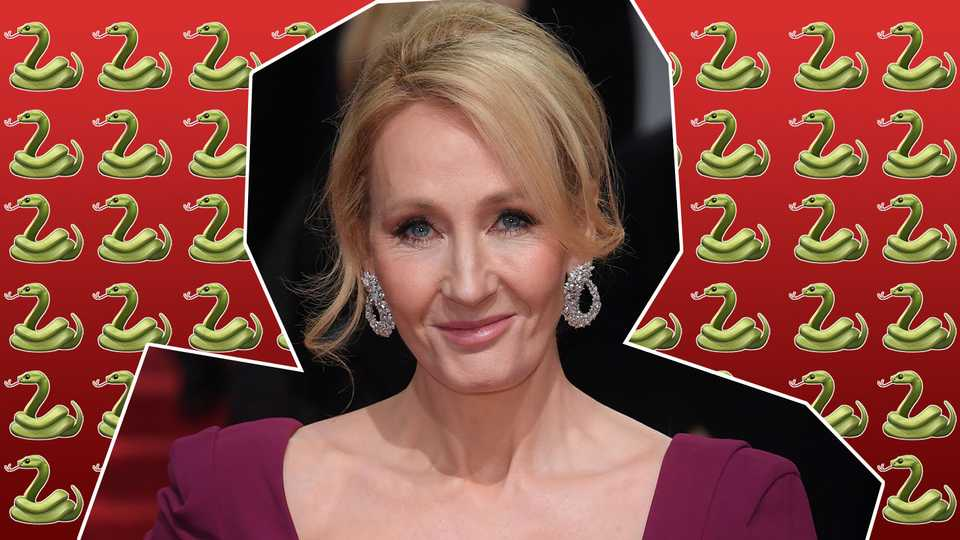 J.K. Rowling reveals 20-year-old secret about the origin of an infamous Potter character 😱