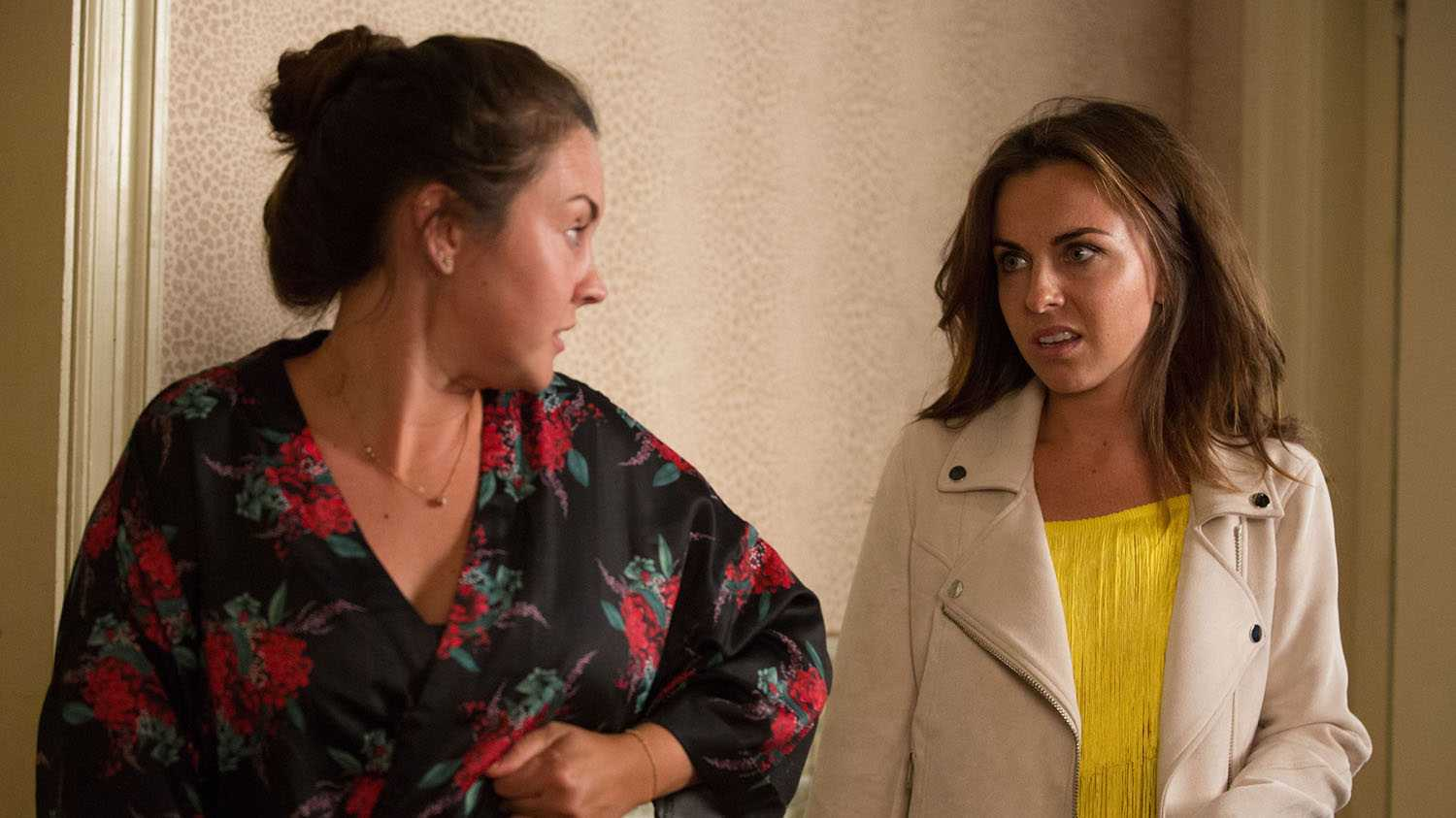 EastEnders' Louisa Lytton reveals why she was 'shocked' to ...