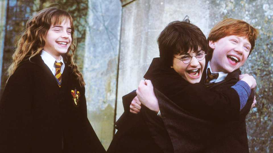 There was a Harry Potter reunion in New York and it was WONDERFUL