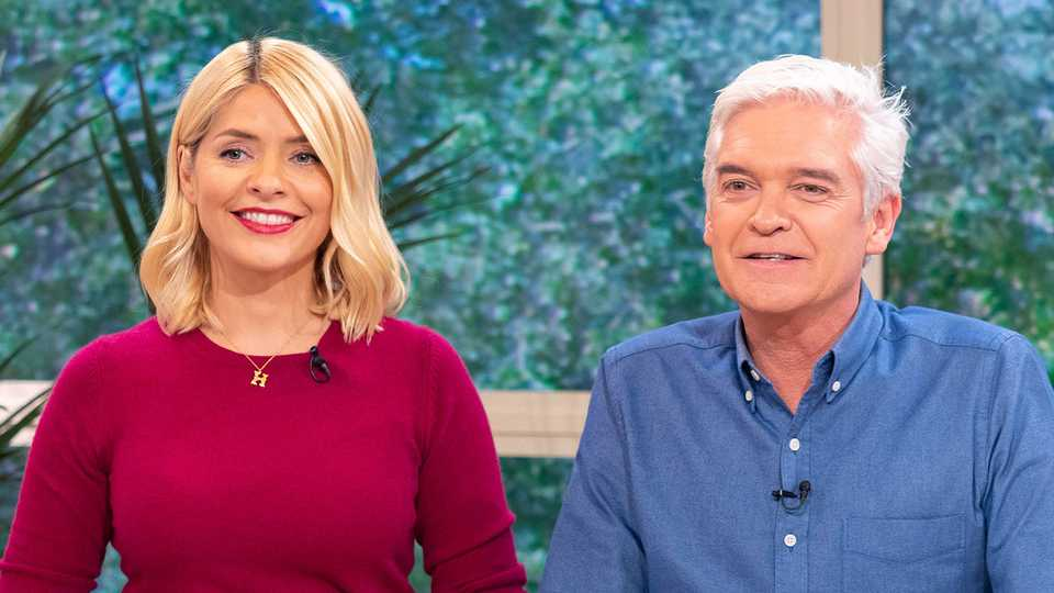 Holly Willoughby's This Morning replacement has FINALLY been confirmed
