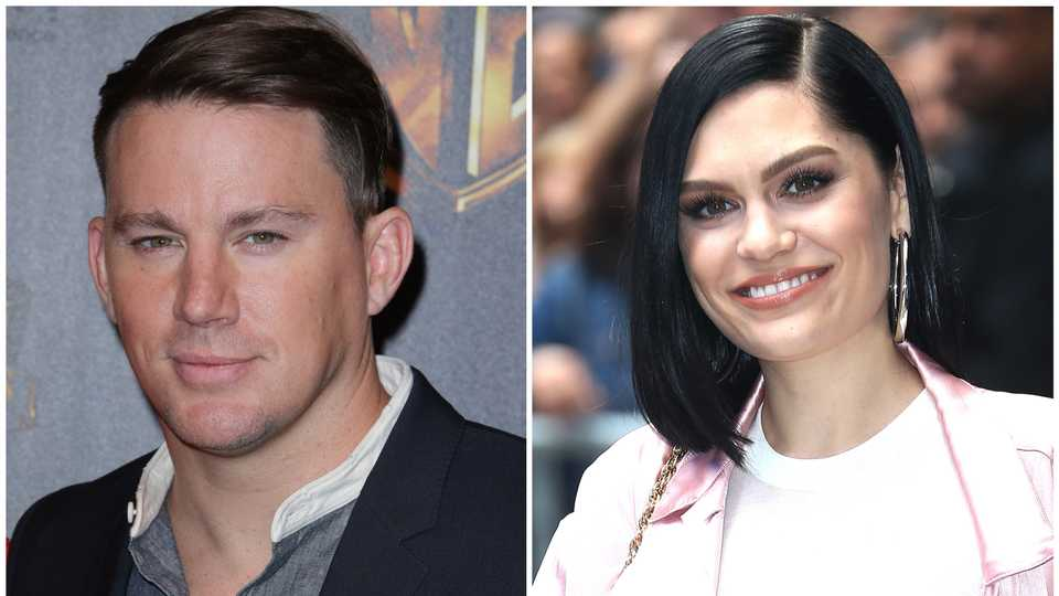 Image result for jessie j and channing tatum
