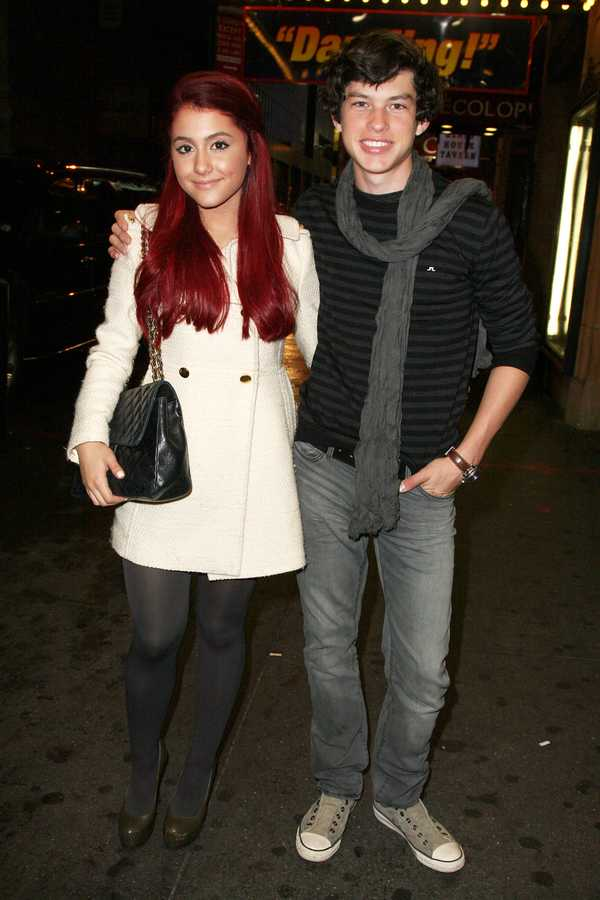 Ariana Grande's relationship timeline: Her complete dating ...Graham Phillips And Ariana Grande Tumblr